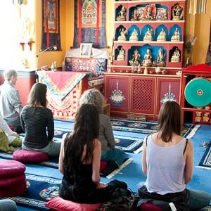 Meditation classes in santa monica