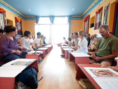 vajrayana meditation