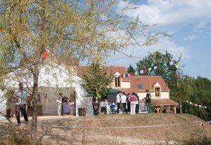 buddhist retreats